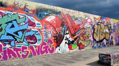 Graffiti – Entfernung